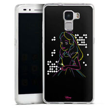 Huawei Honor 7 Silikon Hülle Case Handyhüle - Alice