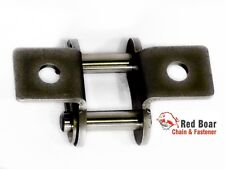 #40-K1-C/L Roller Chain Connecting Link K-1 Attachment Qty 5