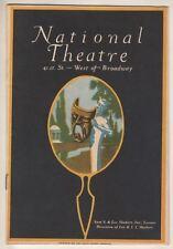 "Ethel Waters  DEBUT  ""Africana""  Playbill   1927   Broadway"