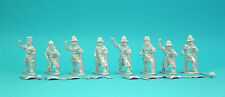 28mm 12 x Medieval Crusades Foot Knights/sergeant 01 lion Rampant Saga unpainted