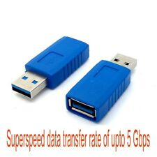usb3.0 male to female Coupler Extension Adapter Connector 5Gbps