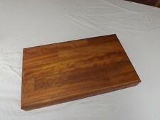 Teak Chopping Board | Serving Platter | Wooden | Handmade | New