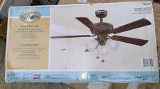 Hampton Bay Sinclair 44 in. Oil-Rubbed Bronze Ceiling Fan (32)