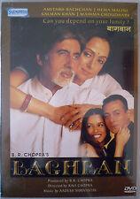 BAGHBAN - BOLLYWOOD DVD - Amitabh Bachchan, Hema Malini, Salman Khan.