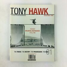 Tony Hawk - A Life in Skateboarding - Softcover 2010 (Transworld Skateboarding)