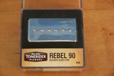 Rebel r90 Bridge p90 NICKEL SILVER Bucker Tonerider Alnico II 9,3k Top Quality!