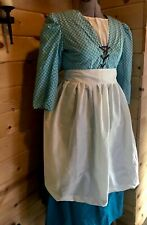 5 P Colonial 18th Century Jane Austen 19th Century Williamsburg Complete Outfit
