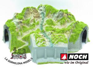 NOCH 05220 - H0 Túnel de carretera de 1 vía - NUEVO