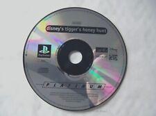 55491 Disney's Tigger's Honey Hunt - Sony PS1 Playstation 1 (2000) SLE