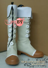Tales of Vesperia Yuri Lowell TOV Lighter color Cosplay Boots Shoes