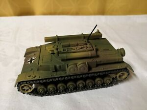 CHAR  BERGEPANZER IV. CAMOUFLAGE 3 TONS . 1/50. SOLIDO