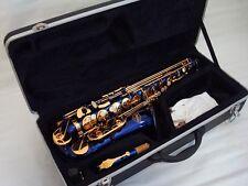 BlueGold Alto Saxophone Sax - Brand New