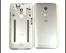 "New OEM ZTE V7 Blade 5.2"" Back Battery Door Cover Rear Housing Case Frame - GREY"
