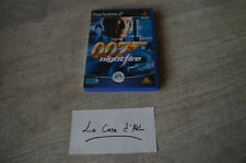 James Bond 007 Nightfire sans notice sur Playstation 2 PS2 - FR