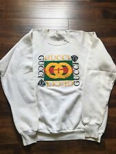 Vintage Gucci Fruit Of The Loom Sweater Size XL