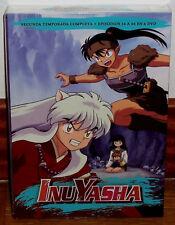 INUYASHA 2ª TEMPORADA COMPLETA 6 DVD NUEVO ANIMACION MANGA (SIN ABRIR) R2