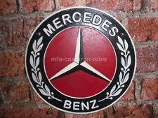 Cast Iron Mercedes Benz