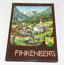 Finkenberg . Tirol . Ortschronik . 1989 . Schulwesen Brauchtum Wirtschaft