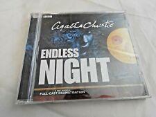 Endless Night - Agatha Christie  BBC audio dramatisation  on 1 CD