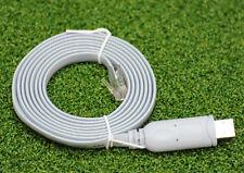 CISCO Console Cable FTDI USB RJ45 Windows 8, 7, Mac, Linux RS232 1.8m
