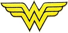 Wonder woman Embroidered Iron On / Sew On Patch