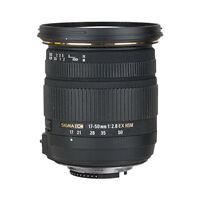 Sigma 17-50mm f/2.8 EX DC OS HSM Zoom Lens for Nikon DSLR with APS-C Sensors