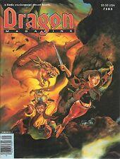 TSR AD&D Dungeons & Dragon Magazine #161 Battletech!