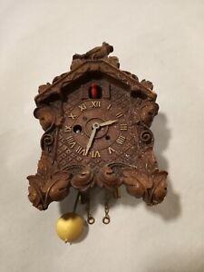 Vintage Keebler Cuckoo Clock No Key