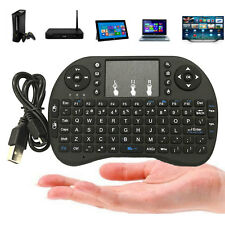 2.4G Wireless Mini Fly Air Keyboard Mouse Touchpad For iPad PC Android TV X-Box