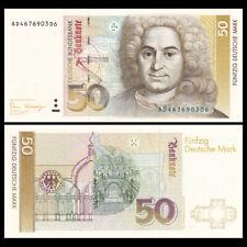 Germany Federal Republic 50 Mark, 1989, P-40, Banknotes, UNC