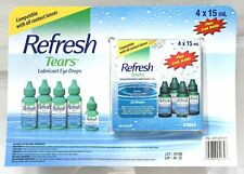Refresh Tears Lubricant Eye Drops 4+1 Bonus, 65 ml/Per Pack