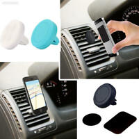 8B8D Universal Magnetic Magnet Air Vent Car Holder Mount For GPS Smart Phone