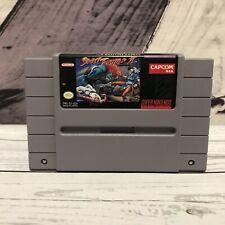 Super Street Fighter II 2 Super Nintendo SNES Video Game Cartridge Only (S25