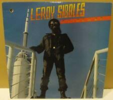Leroy Sibbles - Evidence - 1982 A&M Reggae LP - Bruce Cockburn, BB Gabor