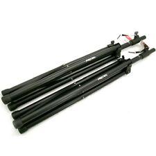 PROEL FRE300KIT coppia supporti in alluminio+bag x trasporto x casse speaker new