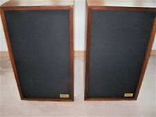 Vintage Pair of Acoustic Research Ar-2ax Speakers Nice!