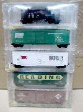 Micro-Trains Conrail Merger of April 1976 (5-Pack)