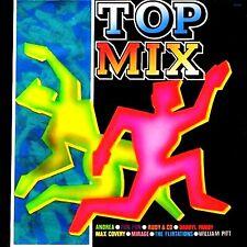 LP - Top Mix (Various Dance Megamixes) SPANISH EDIT. 1987 NEW,STOCK STORE,NUEVO