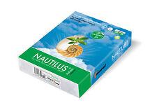 NAUTILUS ReFresh A3 Triotec 80g Kopierpapier weiss 12500 Blatt  Druckerpapier