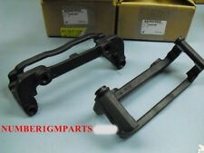 97-04 C5 Corvette Front Caliper Mounting brackets New GM 12455799 X 2 1997 1998