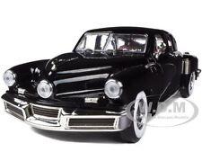 1948 TUCKER TORPEDO BLACK 1/18 LTD TO 600PC WORLDWIDE ROAD SIGNATURE 82268