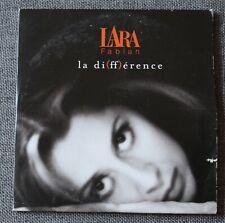 Lara Fabian, la difference / pas sant toi , CD single