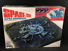"MPC Space: 1999 Alpha Moonbase 17"" x 17"" Plastic Model Kit 803 New in Box"