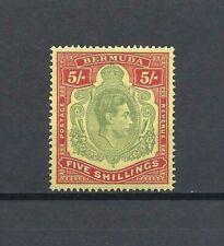 More details for bermuda 1938-53 sg118e mnh cat £50