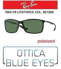 Occhiali da Sole RAYBAN LITEFORCE TECH 4179 601S9A sunglasses polar Sonnenbrille