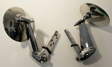 Rearview Mirror Set 1953 1954 1955 1956 1957 1958 1959 Ford Pickup Truck PAIR
