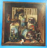HOME GROWN IV VINYL LP 1978 KGB RADIO STATION SAMPLER GREAT CONDITION VG+/VG+!!A