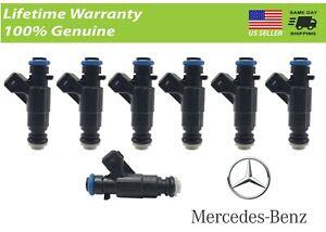 For 00-05 Mercedes-Benz E320 C320 C240 CLK32 Set 6 Upgrade Bosch Fuel Injector