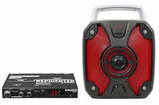 AudioControl The Epicenter InDash Bass Maximizer Processor + Rockbox Speaker