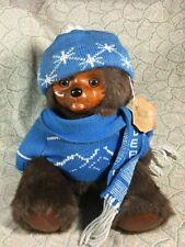 "Robert Raikes Collectibles Bear ""Eric"" Hand Signed"